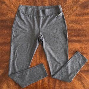 BCG heather gray Tru-wick Leggings L NWOT